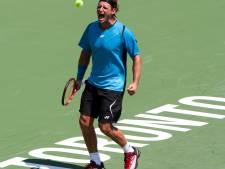 David Nalbandian forfait pour Roland Garros