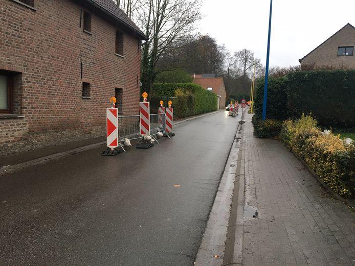 Gemeente Grimbergen in Rijkenhoekstraat.