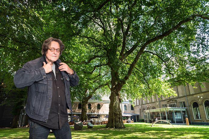 Kees Thies over bomen in Dordrecht.