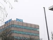 Weer herinnering aan Philips weg op Strijp-S