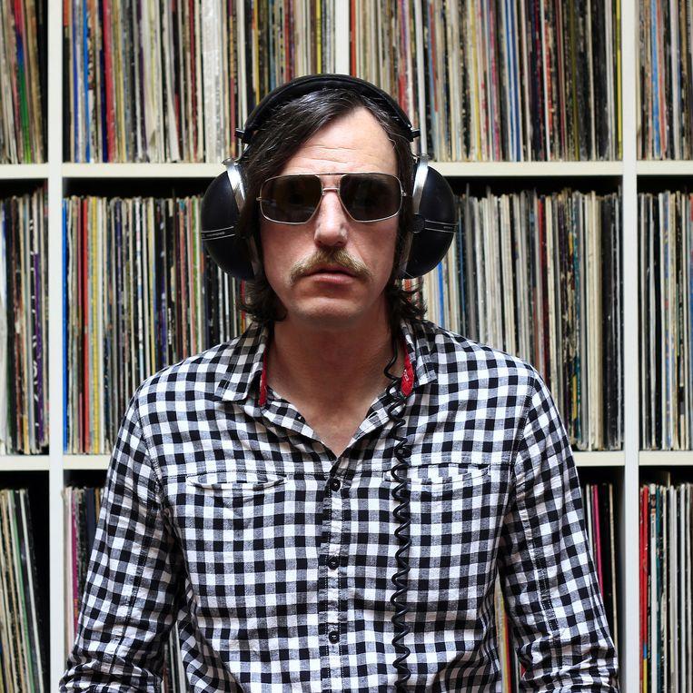 DJ Smos. Beeld Brancolina