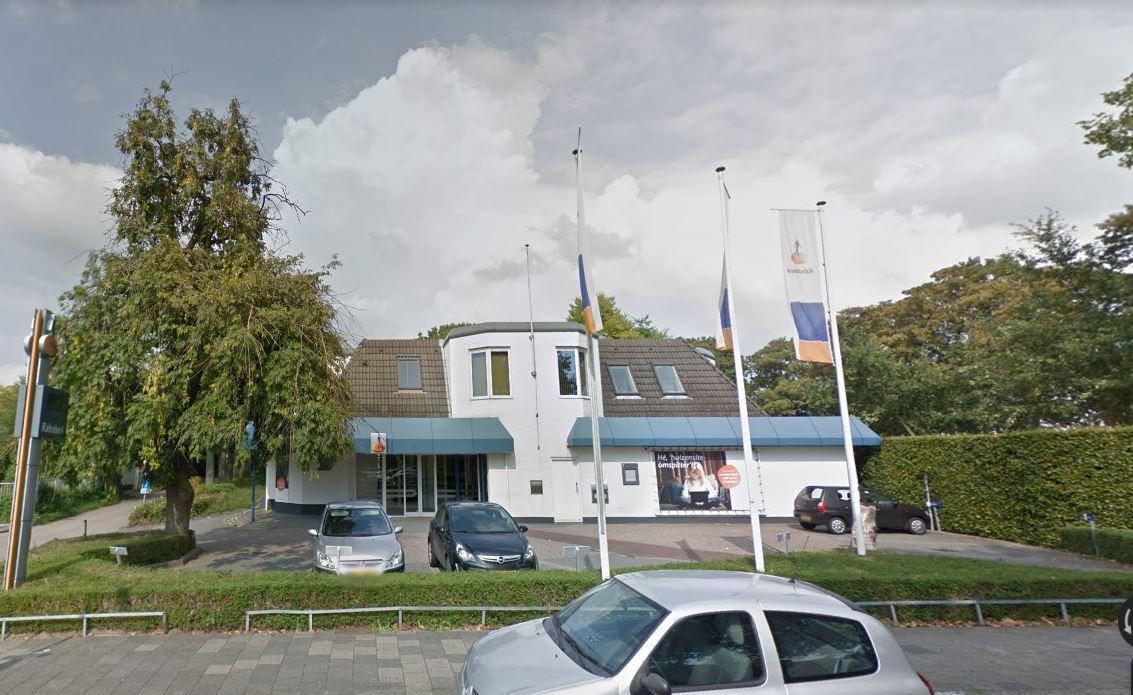 Het Rabobankkantoor in Wijk bij Duurstede