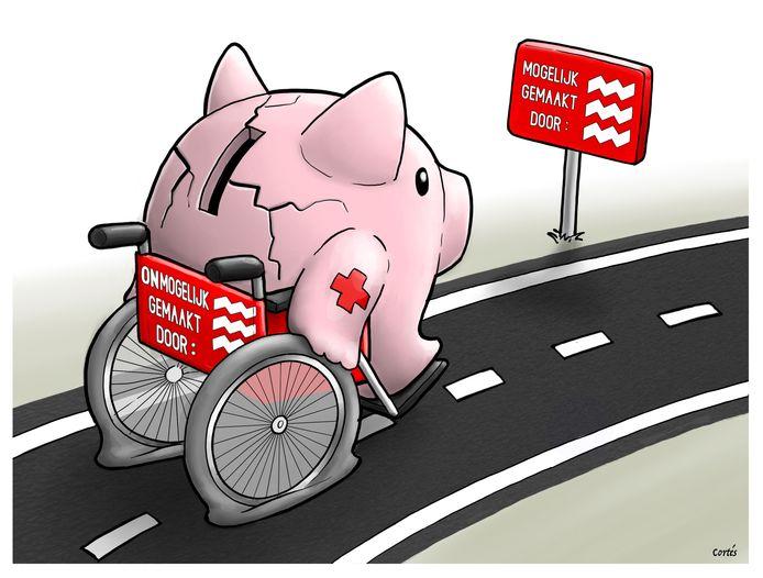 Voor het ene is in Eindhoven wel geld, voor het andere niet. Hoe zit dat met de keuzes die worden gemaakt?