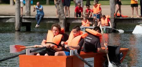Battle of the Boats brengt onderwijs en bedrijfsleven samen