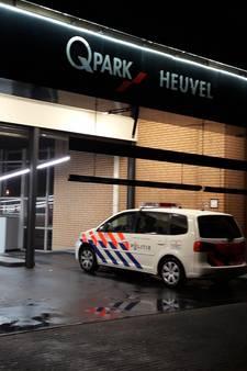 Drie gewonden bij steekpartij in parkeergarage, negen aanhoudingen