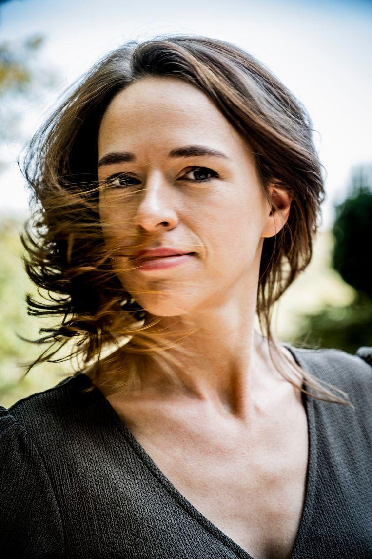 Stephanie Planckaert Beeld Diego Franssens Humo 2020