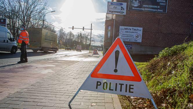 Politie stelt net geen vijftig verkeersinbreuken vast bij controles in de vier TARL-gemeenten