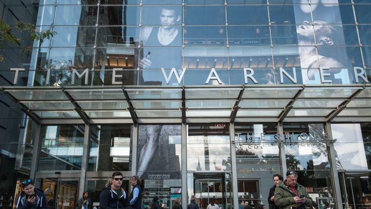Het Time Warner Center in New York. Beeld REUTERS