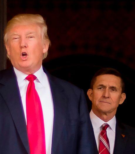 President Trump: Gratie voor voormalig veiligheidsadviseur Michael Flynn