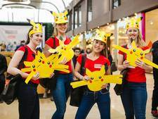 Massaal op Pokémonjacht in Amstelveen