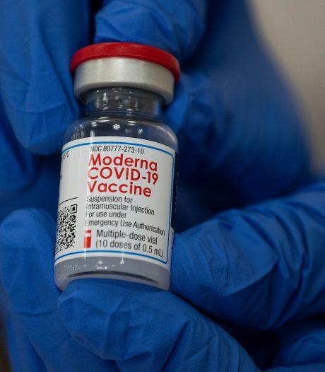 Coronavaccin Moderna vandaag nog niet goedgekeurd