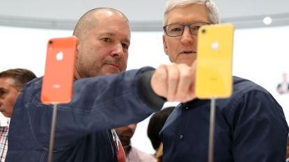 iPhone-designer Jony Ive verlaat Apple na bijna dertig jaar