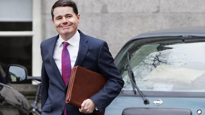 Ierse minister van Financiën Donohoe nieuwe voorzitter eurogroep