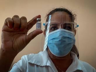 Cubaans coronavaccin voor 62 procent efficiënt