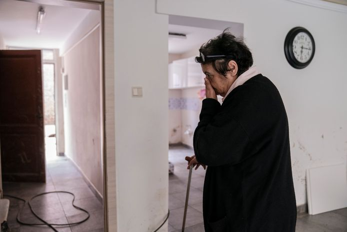 Antonina Tamburello (71) uit Verviers.