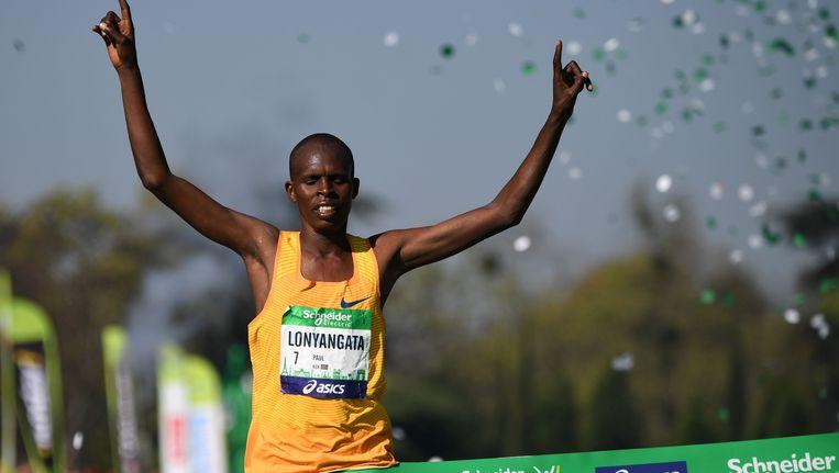 Paul Lonyangata. Beeld AFP