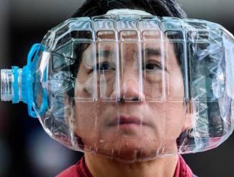 Van skibrillen tot petflessen: Chinezen creatief met bescherming