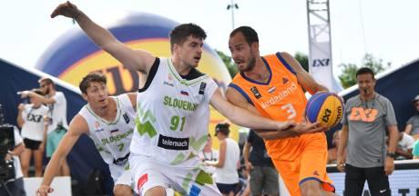 Olympische kwalificatie van 3x3 basketballers is volgens Jesper Jobse goud waard: 'Voor de ontwikkeling van de sport is dit ideaal'