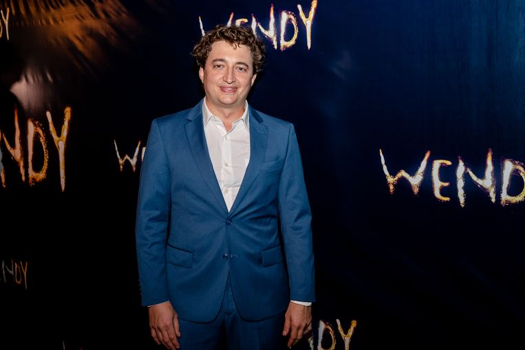 Benh Zeitlin bij de première van 'Wendy' in 'zijn' New Orleans.  Beeld Getty Images for Searchlight Pic
