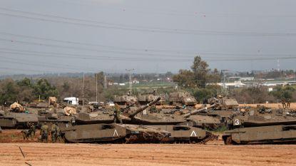 Spanning stijgt aan grens met Gaza: Israël trekt nog meer troepen samen