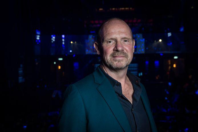Ton Coenen, directeur van Rutgers (voorheen de Rutgers Stichting) op een bijeenkomst in Escape in Amsterdam.
