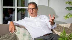"""Georges Leekens (69) op dreef: """"Was ik in '97 niet vertrokken bij Moeskroen, werden we kampioen"""""""