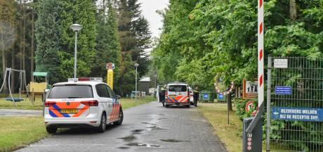 Steekpartij bij azc in Oisterwijk, slachtoffer ook overgoten met kokend water