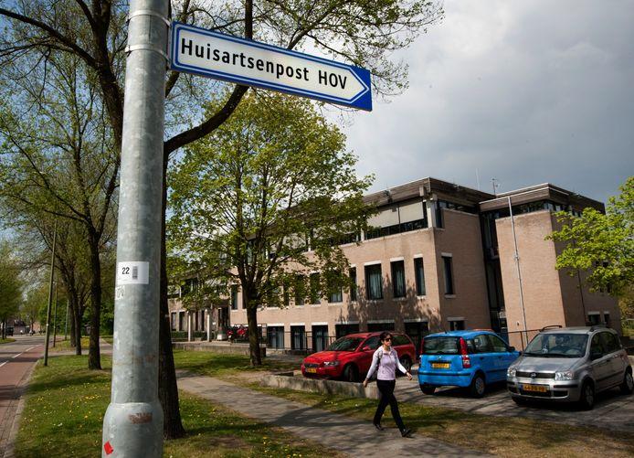 Een van de twee voormalige panden van Vivent aan de Rijnstraat, waar ook de huisartsenpost een onderkomen had.