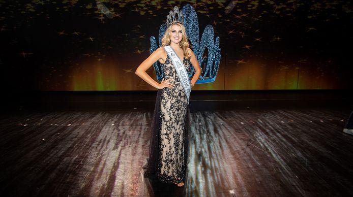 Denise Speelman is de nieuwe Miss Nederland.