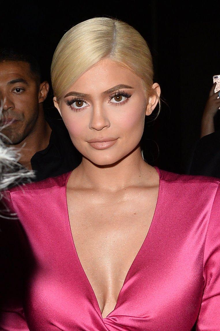 Kylie Jenner werd 21.