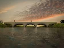 Ontwerper van 'langste 3D geprinte brug ter wereld' put inspiratie uit een schelp