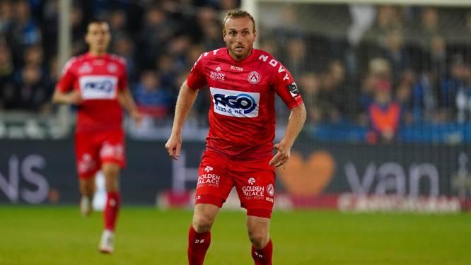 """Kevin Vandendriessche (KV Kortrijk) speelt zaterdag tegen zijn ex-ploeg: """"Mooie periode gehad in Oostende"""""""