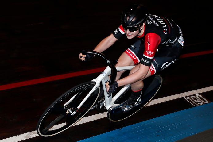 Marith Vanhove mag dankzij de nationale ploeg vrijdag deelnemen aan de International Belgian Track Meeting in Gent.
