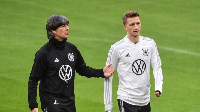 """Dortmund-kapitein Marco Reus laat EK schieten: """"Wil lichaam rust gunnen"""""""