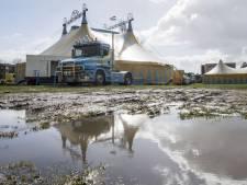 Dubbel 'pech' voor Circus Renz in Almelo, groep kan opnieuw niet weg