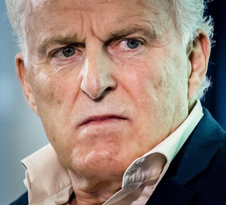 Misdaadverslaggever Peter R. de Vries werd vermoord. Beeld ANP