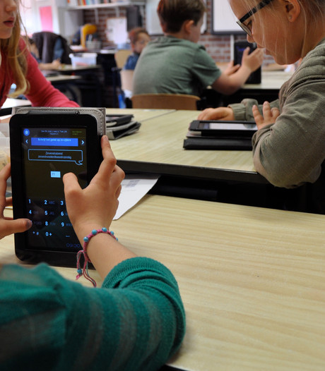 Speciale tablets gestolen uit basisschool Hengelo