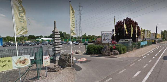 Tuincentrum Holvoet in Hulste.