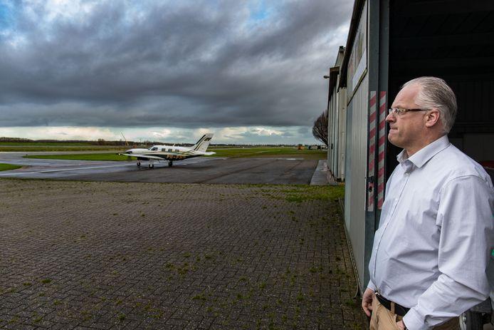 Directeur Luuk van Hooijdonk van Wings over Holland.