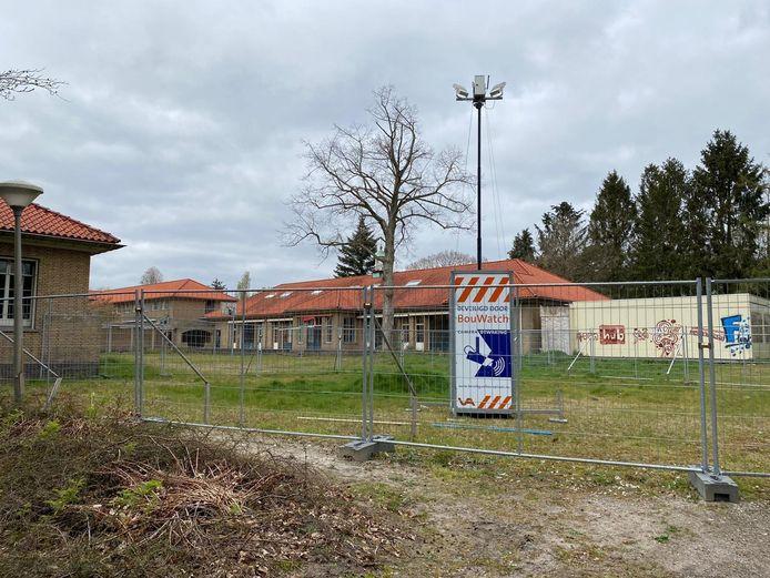 De Hooge Riet in Ermelo is nu voorzien van camera's, om vandalen te betrappen.