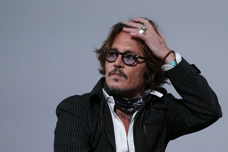 Johnny Depp krijgt dankzij een clausule in zijn contract tien miljoen mee van Warner Bros.  Beeld Getty Images for ZFF