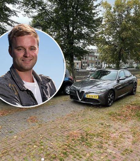 Qmusic-dj baalt van parkeerboete in Kampen: 'Het vak was zo slecht zichtbaar, mierenneuken dit'