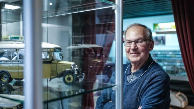 Dick Chargois, de man achter de Topsporthal, overleden op 75-jarige leeftijd