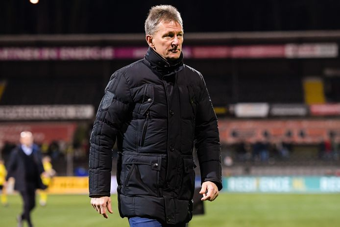 Heracles-trainer Frank Wormuth