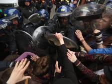 Déjà 57 arrestations lors de manifestations anti-G8