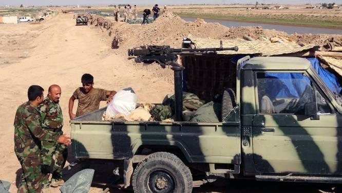 Iraaks leger doet nieuwe poging Tikrit te heroveren, terwijl ISIS ook Abu Kamal inneemt