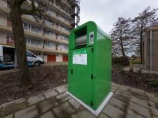 Kampen breidt systeem van centrale gft-containers uit naar Brunnepe