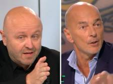 """Le ton monte entre Marc Delire et Stephan Streker: """"Ta réaction est aussi absurde et ridicule"""""""