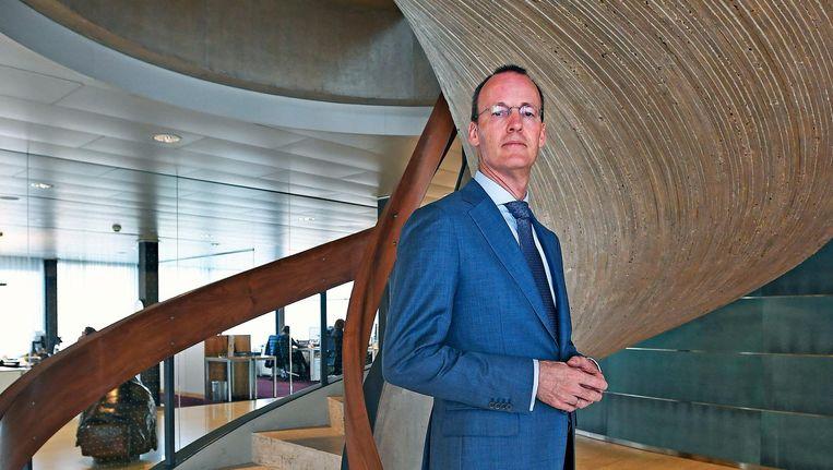Klaas Knot Beeld Guus Dubbelman/ de Volkskrant
