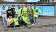 Leerlingen Den Brandt houden opnieuw sponsorfietstocht voor zeehondje